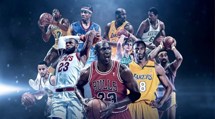 les meilleurs joueurs NBA